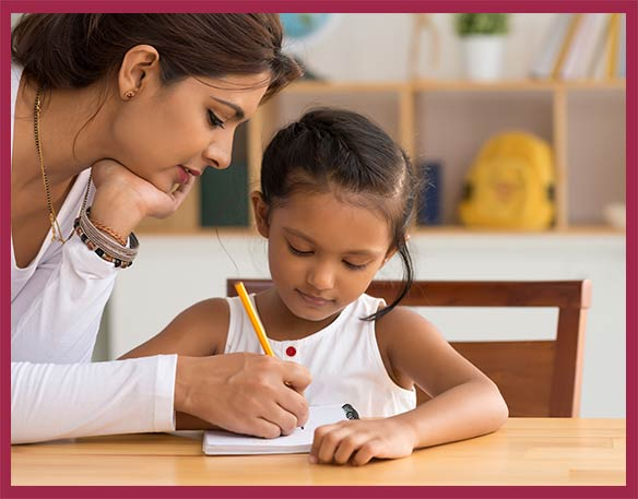 At Happy Tree Northwood nursery we are always trying to build a positive relationship with parents.